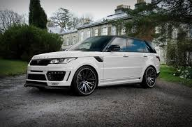range rover modified range rover sport by aspire designtuningcult