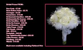 wedding flowers prices wedding flowers wedding flowers and prices