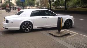 rolls royce ghost mansory mansory rolls royce phantom in london youtube