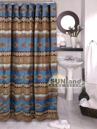 Southwest Shower Curtains Southwest Design Shower Curtains Southwestern Shower Curtain