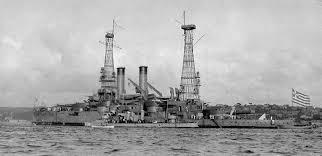 Greek battleship Lemnos