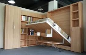 Folding Bed Mechanism Mechanism Folding Wall Bed With Bookshelf And Coffee Table