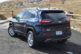 hunting jeep cherokee 2015 jeep cherokee limited quick pics review video the fast