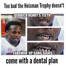 Bad Teeth Meme - 20 best memes of michigan state getting crushed by alabama in
