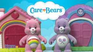 care bears cheer u0026 share bear u0027s house play