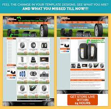 custom ebay shop design black u0026 orange automobile theme ebay