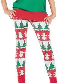 amazon com forum novelties women u0027s snowman and christmas tree