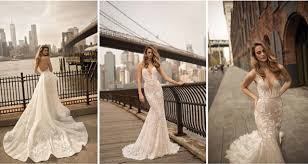 berta wedding dresses berta wedding dresses 2018 collection wedding craze