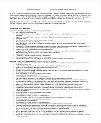 Resume For Shoe Sales Associate Retail Sales Job Description Shoe Sales Assistant Resume