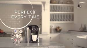 keurig k400 features at kitchen collection youtube