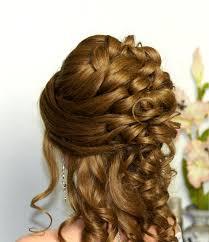 Hochsteckfrisurenen Lange Haare Halb Offen by Abiball Frisuren Für Den Großen Tag Hübsche Stylingideen