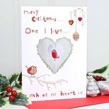 merry christmas love cards christmas lights decoration