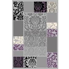 Purple And Grey Area Rugs Purple And Gray Area Rugs Popideas Co