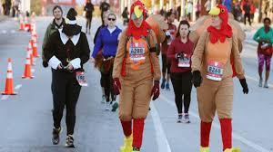 traffic alert thanksgiving half marathon to roads in