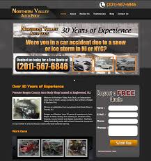 lexus of englewood collision north jersey auto body shop website design nj by njseos