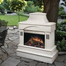 Portable Indoor Outdoor Fireplace by Outdoor Electric Fireplaces Foter