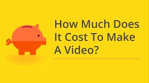 how much does it cost to make a video video marketing blog wideo