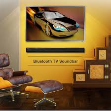 subwoofer for home theater aliexpress com buy lonpoo bluetooth tv speaker powerful 40w
