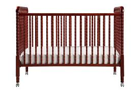 Bella Convertible Crib by Jenny Lind Convertible Crib In Cherry By Davinci Baby