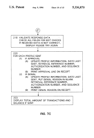 patent us5336870 system for remote purchase payment transactions
