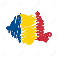 Flag Romania Flag Map Romania Royalty Free Cliparts Vectors And Stock