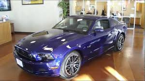 2013 ford mustang gt 5 0 for sale 2013 ford gt mustang premium 5 0 impact blue w auto