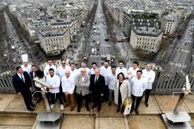 la cuisine des chefs les futurs chefs étrangers à l école de la cuisine française le