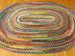 Ebay Area Rugs 5 U0027 10 X 8 U0027 3 Braided Rug Discount Rug Sale Country Rug Vintage