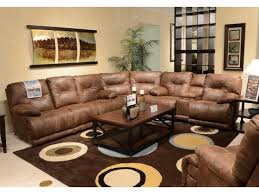Sectional Sofas Louisville Ky by Catnapper Furniture Living Room Voyager Sectional 438 Sectional