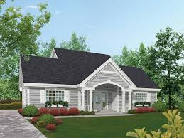 one level house plans with porch one story house plans with front and back porches escortsea