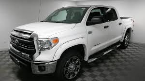 truck toyota tundra used 2015 toyota tundra 4wd truck trd pro tss sport series stock