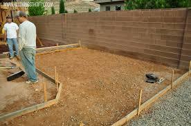 download backyard concrete patio garden design