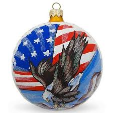 bald eagle ornaments collection on ebay