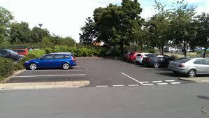 council car parks selby district council