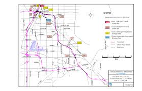 Las Vegas Terminal Map by Eis Technical Support I515 Hazardous Waste Technical Study Las