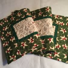 quilted christmas best quilted christmas table runner products on wanelo