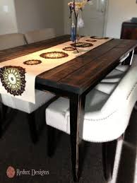 Refinishing A Dining Room Table Home Interior Decor Ideas - Refinish dining room table