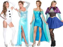 Frozen Costume Versions Of U0027frozen U0027 Costumes Now Available Orlando Sentinel