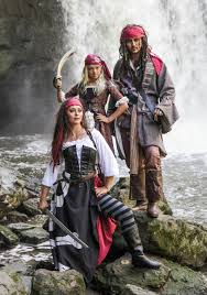 Realistic Halloween Costumes Realistic Caribbean Pirate Costume