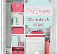 how to organize a closet organized girl s closet
