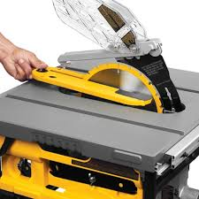 dewalt table saw review dewalt dwe7480 table saw review 10 inch compact job site saw
