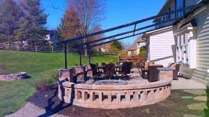 best retractable awnings for sun wind rain youtube