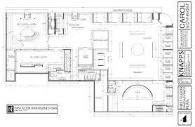 Cafe Floor Plan by Carol Schneider Interior Designer Main Copy1 Wix Com