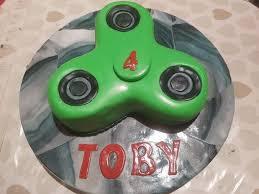 8 best fidget spinner cakes images on pinterest fidget spinner