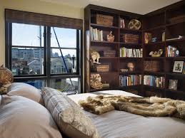 Library Bedroooms Guest Bedroom Contemporary Bedroom Seattle By Dan Nelson