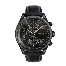 hugo boss grand prix chronograph watch 1513474 rox