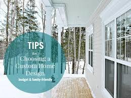 Designing A Custom Home Building A New Home Archives Jo Galbraith Design