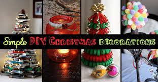 top 9 simple and affordable diy christmas decorations u2013 cute diy