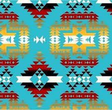 southwestern designs fleece