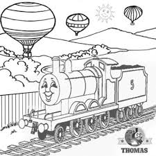 sc ruffey thomas train coloring pages harry styles